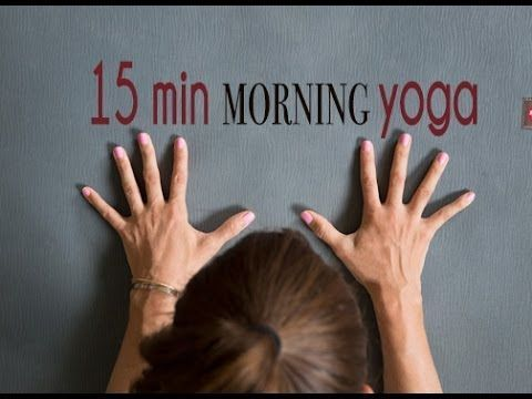 1 15 minutos yoga muy gentiles perfectos para calentar y activar. nivel básico