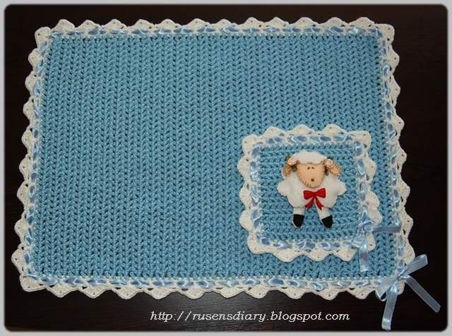 142 best images about Crochet PlaceMats on Pinterest ...