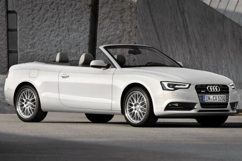 Audi A5 Convertible (2014)