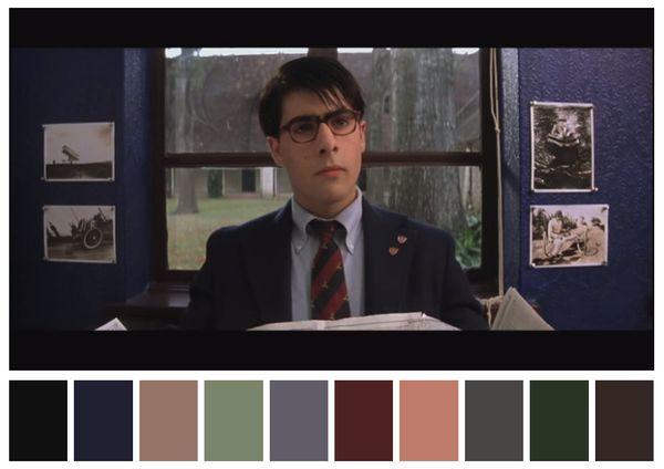 Rushmore (1998) dir. Wes Anderson