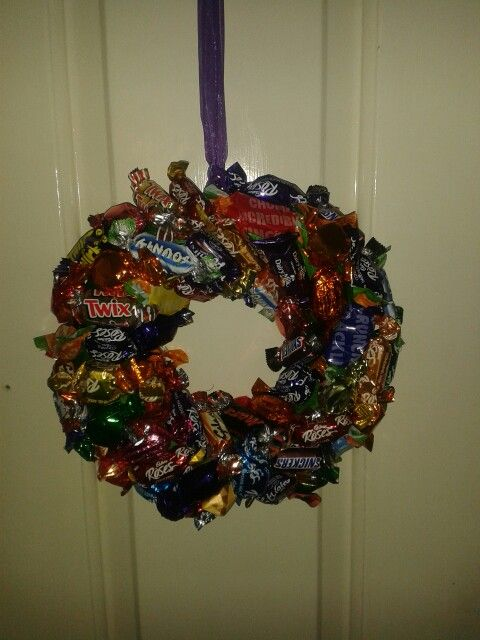 Christmas Small Wreath Crafts