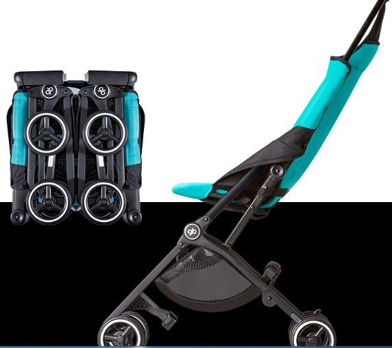 artigos de bebe para viagens - Gb pockit é o carrinho de bebé/criança mais compacto do mundo, ideal para viagens.