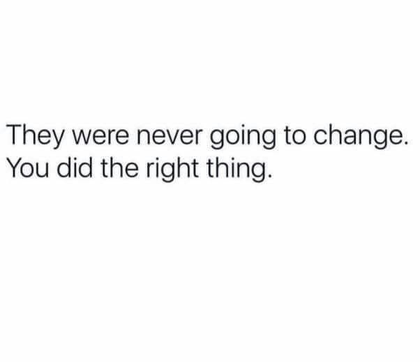 Never ever will they change. Don't let them trick you. They put on a good act, it's about as fake as their apologies.