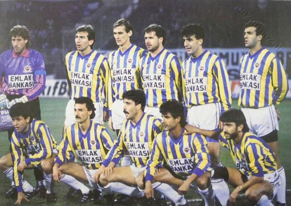 Fenerbahce SK 1990-91