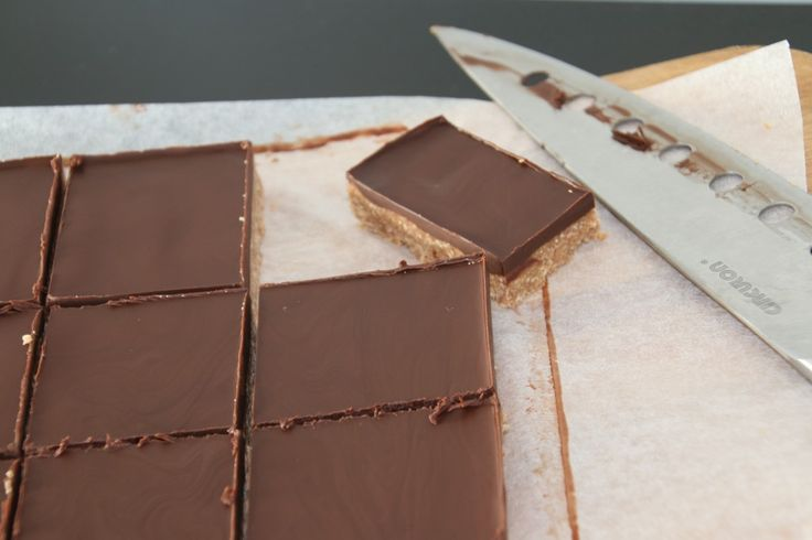 Caramello Slice | Recipe over at Always Made With Love