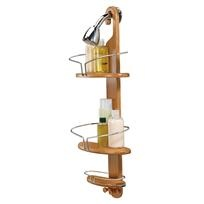 bamboo shower caddy - a modern, contemporary shower caddy from chiasso