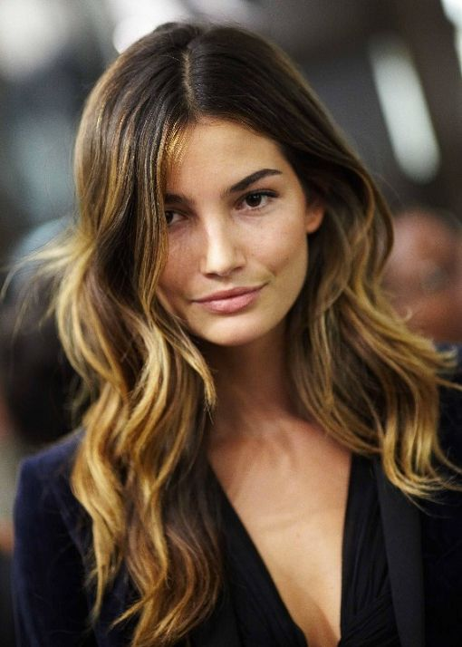 Golden highlights in brown hair trendy hairstyles in the usa golden highlights in brown hair pmusecretfo Image collections
