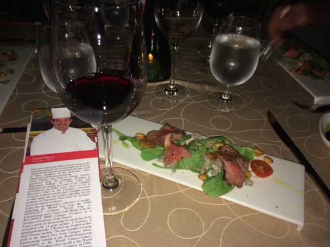 Canadian Beef Culinary Series at Karisma Hotel January 2015 #ExperienceCDNbeef