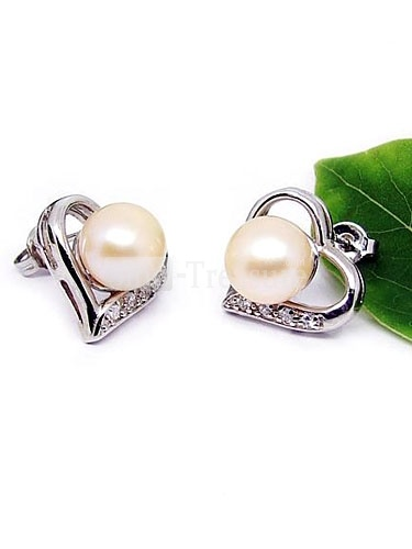 Charming 925 Silver 8-9MM AA Freshwater Pearl Earring  $23.39: Pearls Earringswholes, Beads Gifts, Freshwater Pearls, Earringswholes Price, Earrings 23 39, Earrings 2339, Gifts Pearls, Earringswhol Price, Aa Freshwater