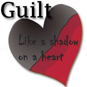Guilt is a conditioned response brought on by judgment of others, or judging yourself. The energy of guilt vibrates inward, and robs you of precious energy.     Stress Relief Tip for the Week: Look behind the emotion of the guilt and see where it is coming from. Open to see how unrealistic the belief or thought is around your guilt. Take control, and see how you want to respond. Become in control of your emotions, not controlled by your emotions. http://www.facebook.com/vickismithmedium