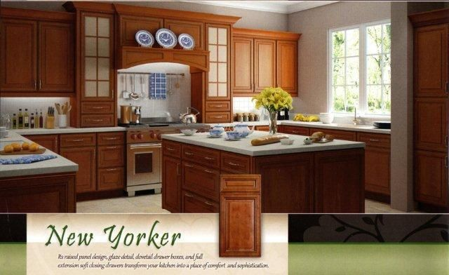 & new yorker cabinets - Google Search   Kitchens   Pinterest kurilladesign.com