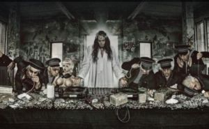 Das letzte Abendmahl: Lindemann - http://www.dravenstales.ch/das-letzte-abendmahl-lindemann/