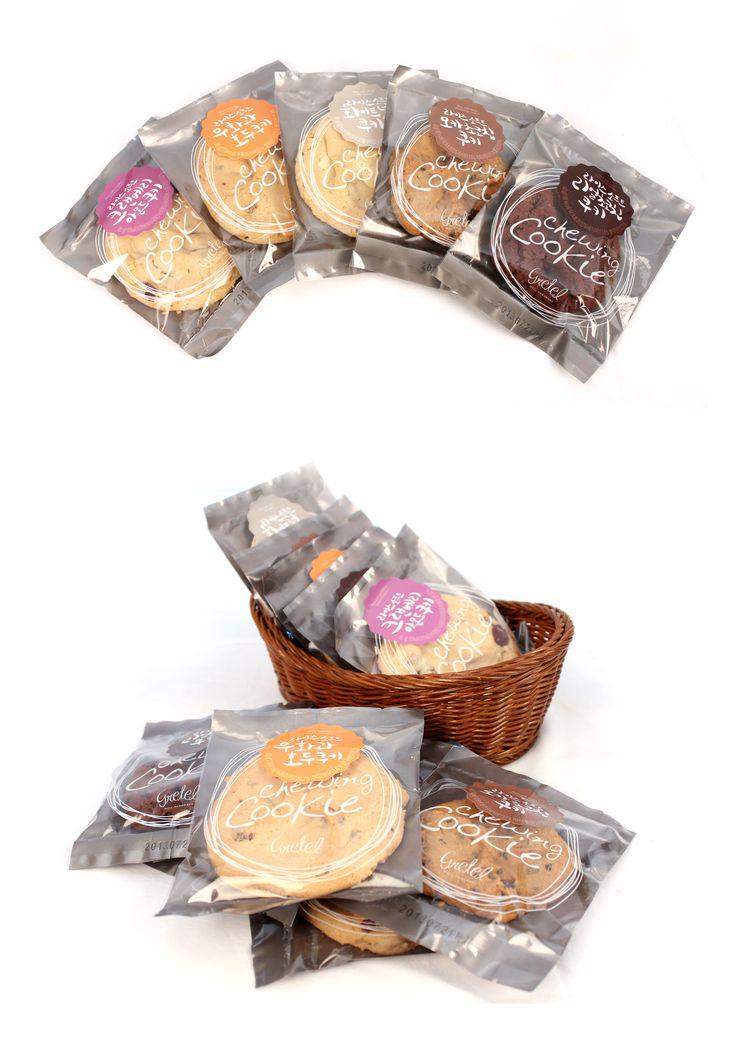 Gretel / Gretel Cookie Package series Design