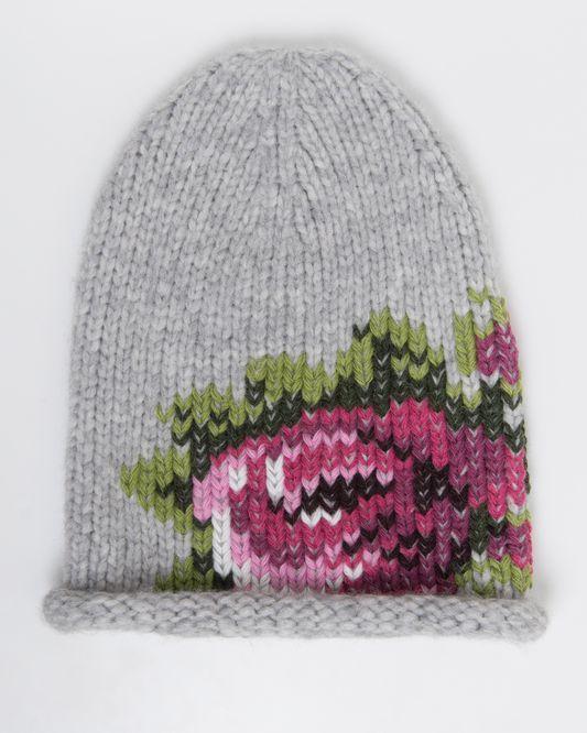 """ШАПКА """"ПРОВАНС"""" Dan&Dani для женщин   Купить женскую шапку в интернет-магазине Tricot Shop"""