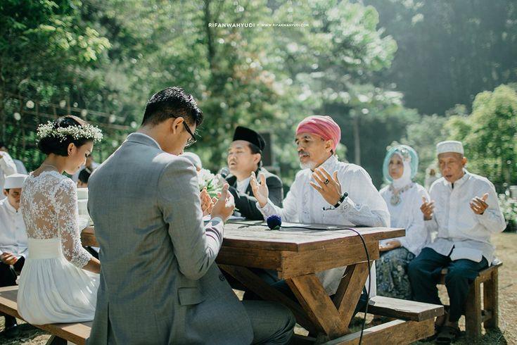 Romantic Forest Wedding at Kareumbi Masigit - Lilan Indra Wedding 028