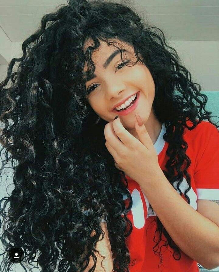 Amo os meus cachos ?? | Curly hair styles, Hair, Hair styles