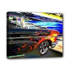 Hot Rod Canvas 10  x 8  (Stretched) from Custom Dropshipper