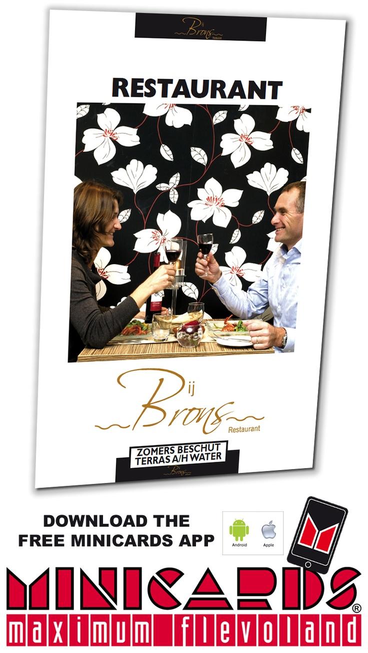 Restaurant Bij Brons  op de Minicard