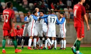 USA's new era begins with attract versus European champions Portugal