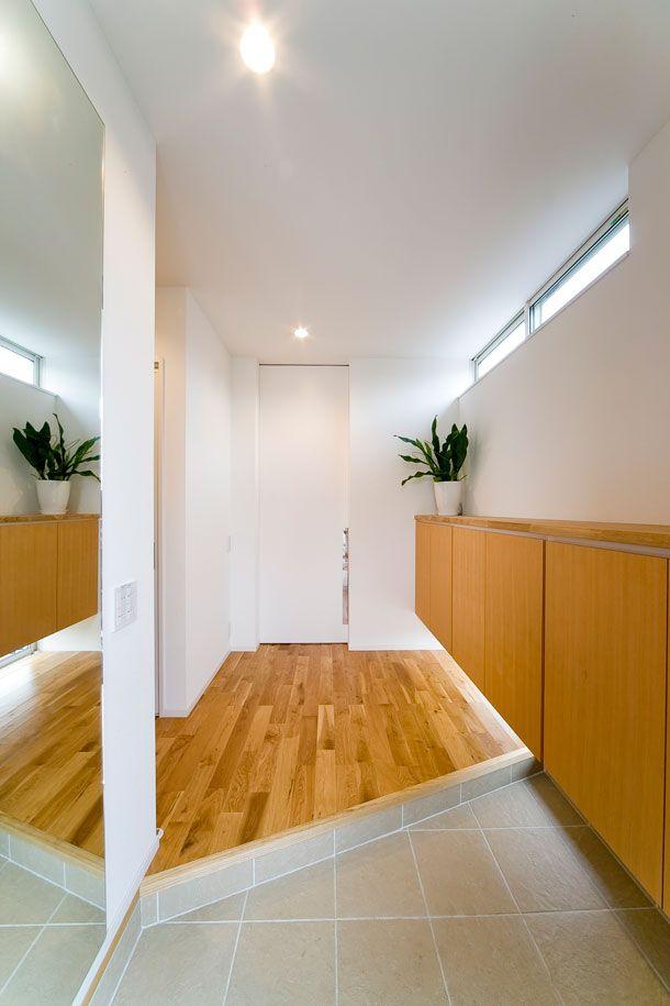長期優良住宅仕様の家・間取り(愛知県知多市) |ローコスト・低価格住宅|狭小住宅・コンパクトハウス | 注文住宅なら建築設計事務所 フリーダムアーキテクツデザイン