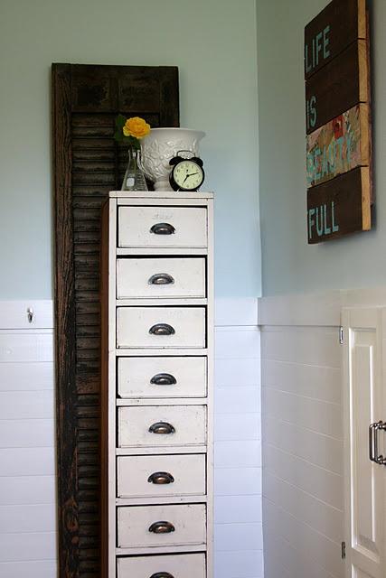 Charming Country Bathroom