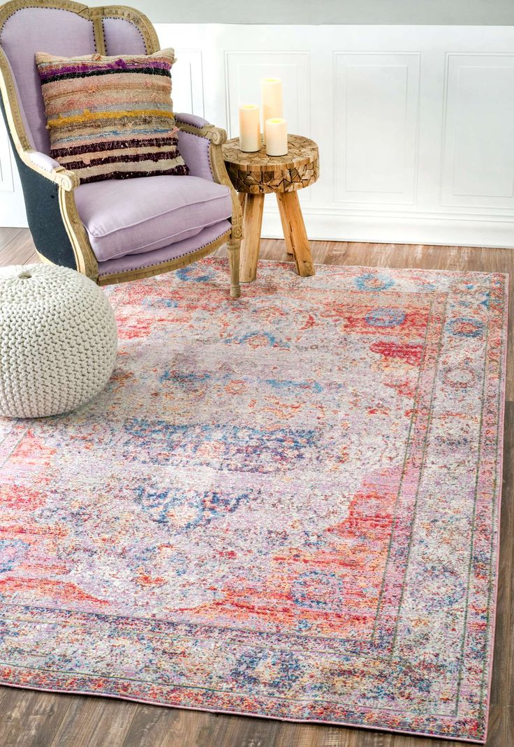 Rugs usa area rugs in many styles including contemporary - Decorating with area rugs ...