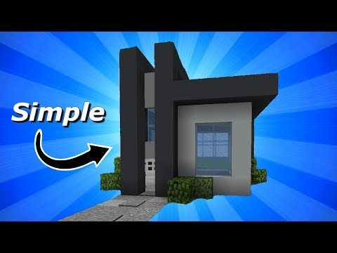 minecraft how to build a modern house 5