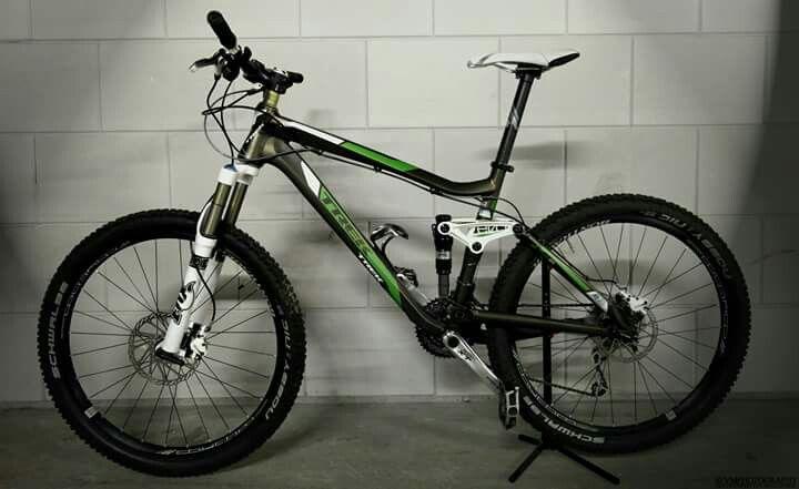 My Bike. #mtb #mountainbike #trek #trekbike #fully #fullsuspension #biker #sfvmphotography #sfvm #photography