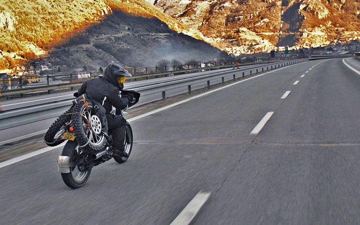 Icon Raiden motoros felszerelés teszt télen