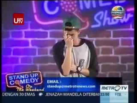 Kemal Palevi Stand Up Comedy Desember 2013