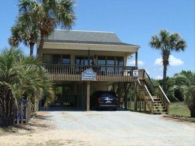 Tropical Breeze Beach House, Oak Island, NC