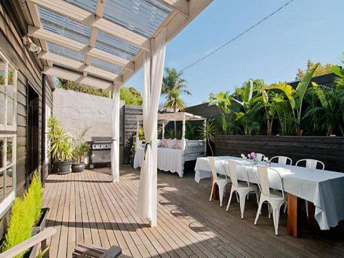 patio: Buffet Tables, Back Patio, 37 Photo, Love Ideas, Romantic Gardens, My Dreams Houses, Terraces, Outdoor Spaces, Outdoor Area