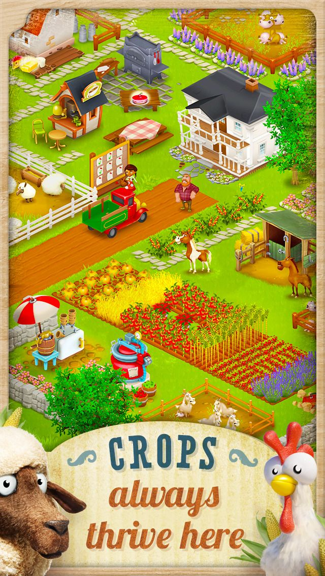 App Shopper: Hay Day (Games)