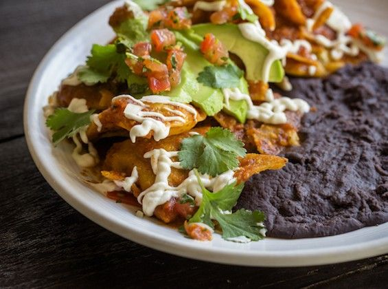 Meatless Mondays: A Recipe for Chilaquiles From Gracias Madre (this restaurant is THE BOMB OMG)