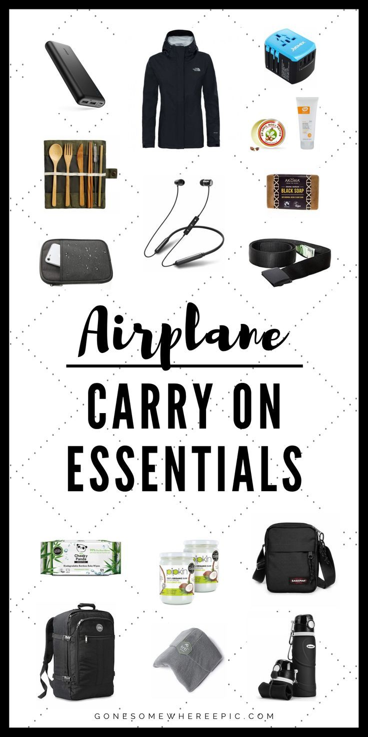 Best Carry On Luggage 2021 Packing Guide: Ultimate Carry On Essentials 2021 | Carry on