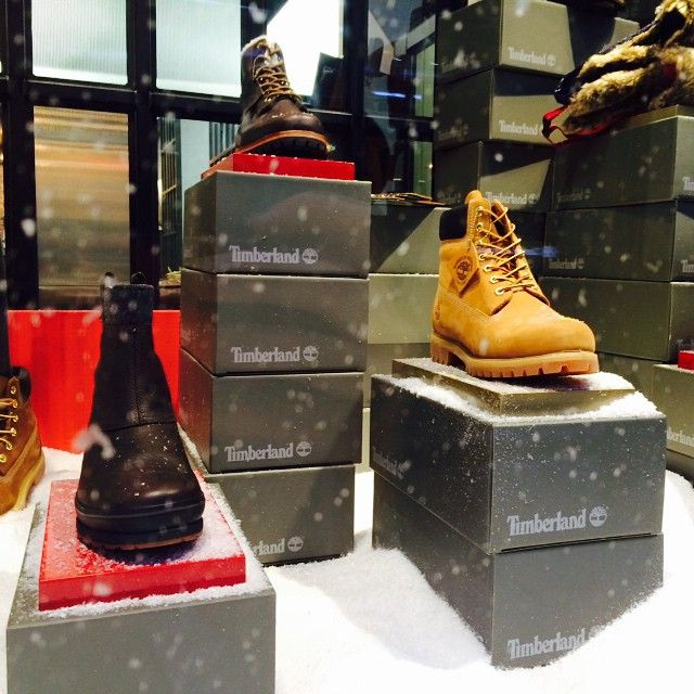 Are you off on a #Christmas adventure in the snow? Head to @timberland_eu in #RegentStreet for all the outerwear you will need. #Jetsetter http://bit.ly/1sti5m1