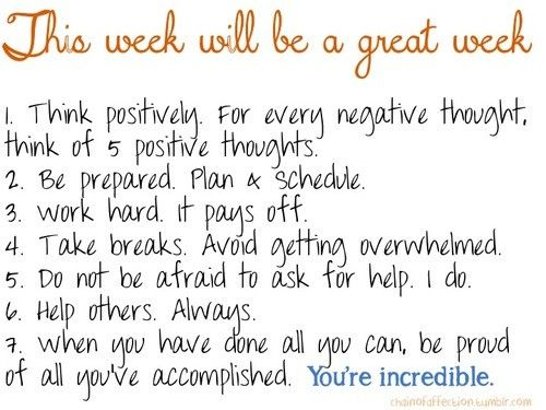 it's gonna be a good week - Google Search | Quotable ...