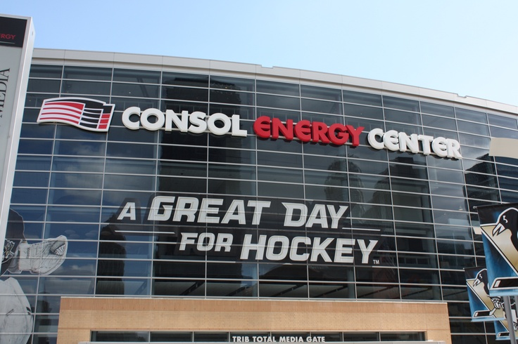 Consol Energy Center the New home of the Pittsburgh Penguins