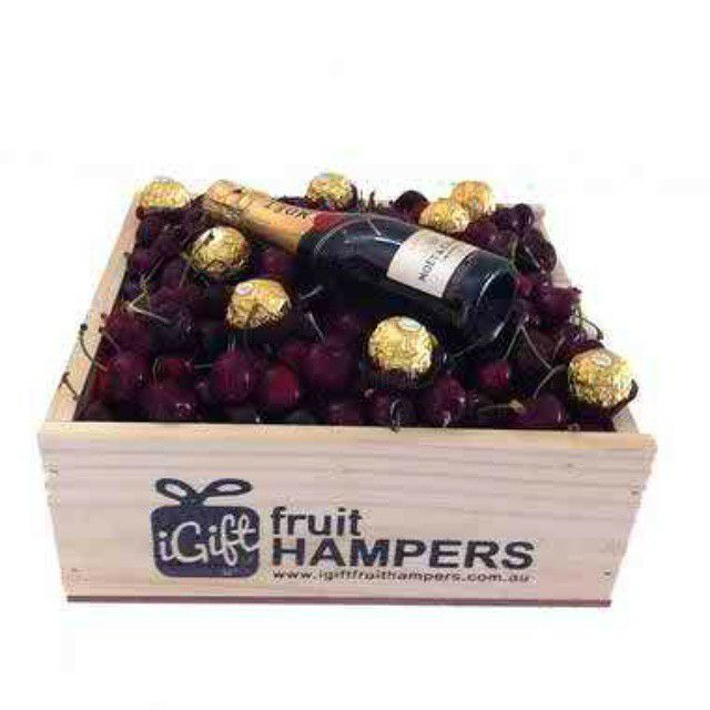 CHERRY WITH MOET CHANDON PICCOLO 200ML#FruitHampers#FruitHamper#GiftHampers #HampersAustralia #baileys #baileysgift #gifts #freedelivery #giftbaskets #baskets #giftbasketssydney #giftbasketsmelbourne #giftbasketsaustralia #fruit #box #gifts #sympathy #birthday #anniversary #getwell #gifts #occasions #australia #sydney #melbourne #canberra #brisbane #freeshipping #igiftFRUITHAMPERS#Wine#Chocolat