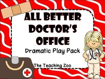 63 best Dramatic Play: Doctor\'s Office images on Pinterest | Black ...
