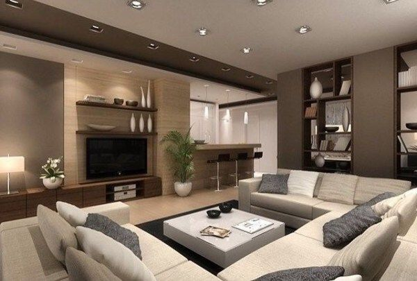 Attractive Small Living Room Decor Ideas With Perfect Lighting 29 Large Living Room Layout Small Living Room Decor Living Room Decor