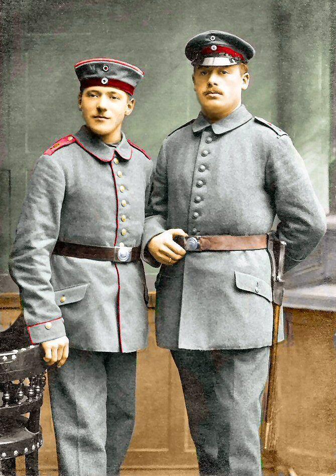 WWI Prussian Army-Lauenburgische Jäger-Bataillon Nr. 9 ein ... - photo#43