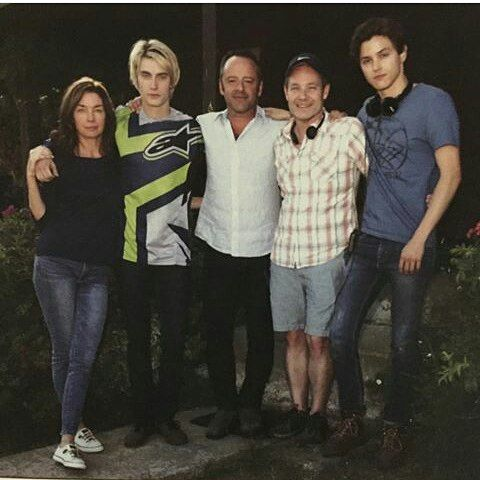 Squad goals @tyler.matthew.young @thisisjamespaxton @juliannenicholsonofficial @gil.bellows #eyewitness