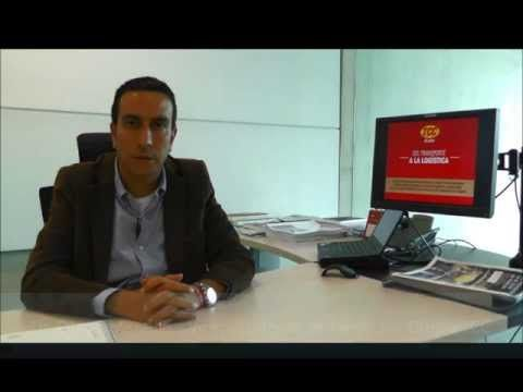 Vicepresidente de Negocios de TCC Diego Mantilla invita a la Convención Internacional de Logística - YouTube