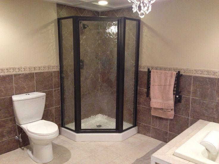 Stand Up Shower Bathroom Bathroom Reno Ideas Pinterest
