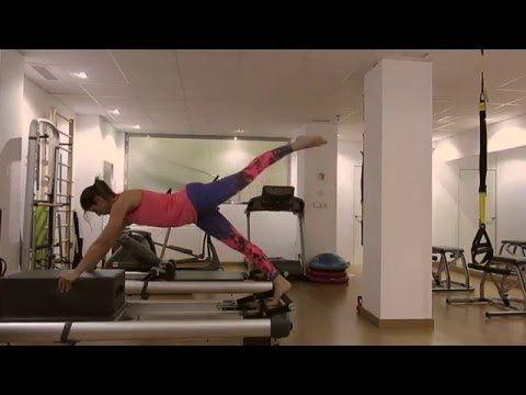 Pilates Reformer - YouTube