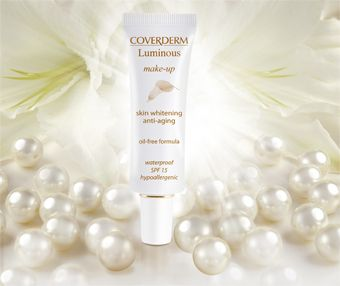Coverderm Luminous Make-up