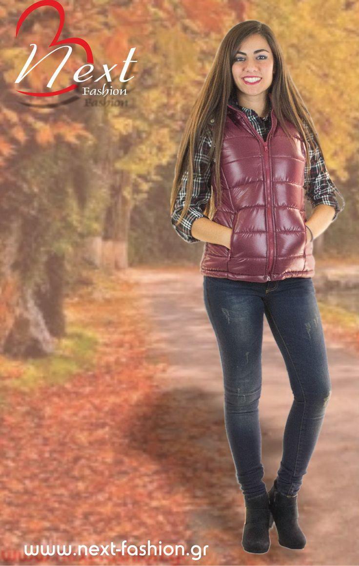 #Γυναικεία #Μόδα #Μπουφάν #Πουκάμισο #Τζιν #Γιλέκο #Woman's #Fashion #Jacket #Jeans #Denim #Shirt #Sport #Style Το Πουκάμισο μπορείτε να το βρείτε ΕΔΩ : http://next-fashion.gr/poukamisa/654--poukamiso-karo-vamvakero-tsepakia-.html Το Μπουφάν μπορείτε να το βρείτε ΕΔΩ : http://next-fashion.gr/mpoufan-gileka/653--gileko-antianemiko-afairoumeni-koukoula-.html