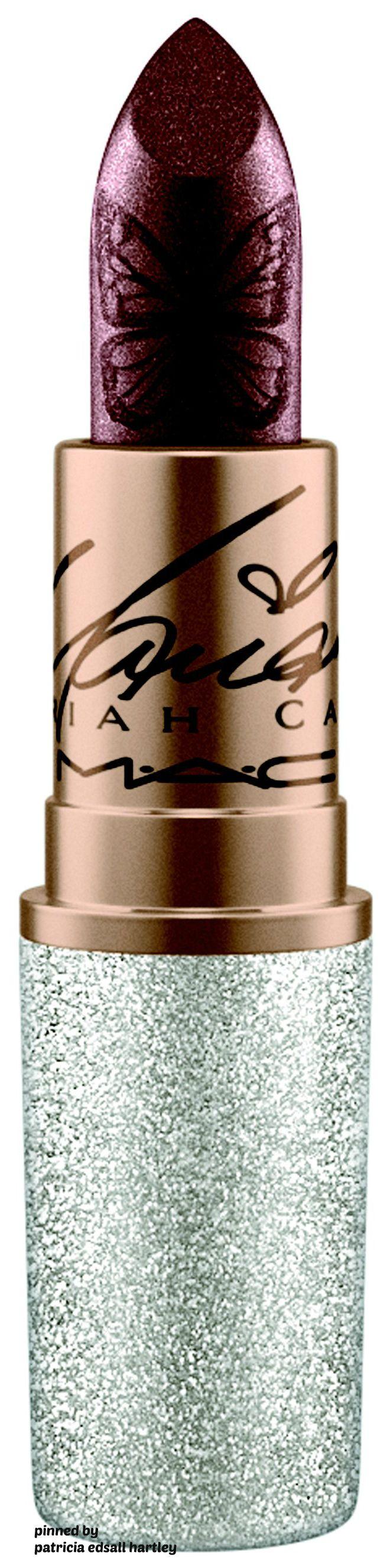 MAC Cosmetics x Mariah Carey Lipstick in I Get So OOC