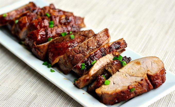 Paleo Pork Tenderloin Marinade